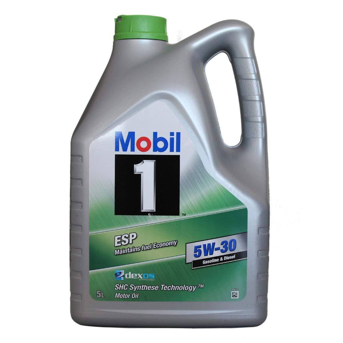 Mobil 1 ESP Formula 5W-30 Engine Oil, 1L ExxonMobil Lubricants & Petroleum Specialties 151054