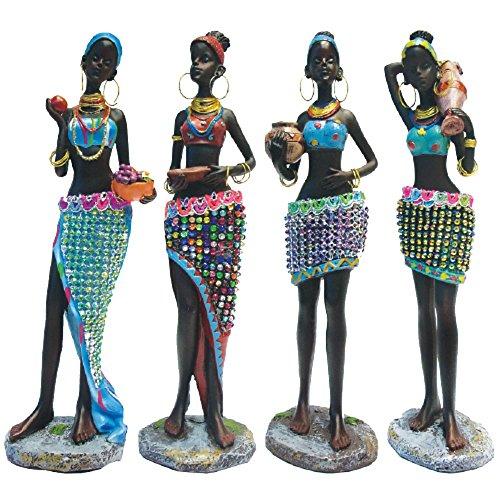 Rockin Gear African Statue 10