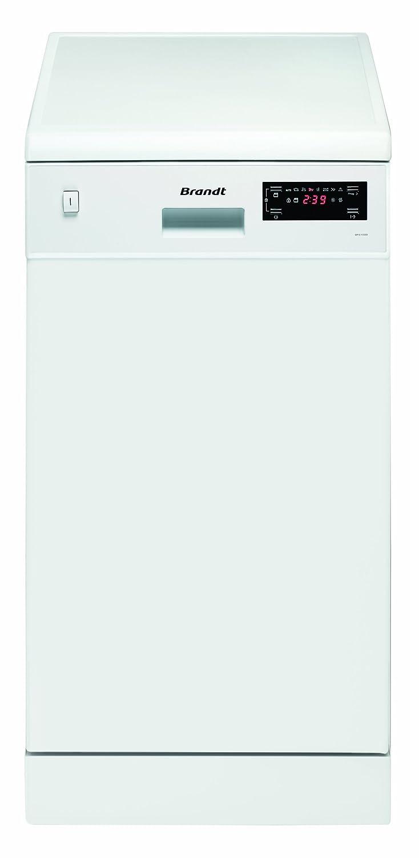 Brandt DFS1009 lavavajilla Independiente 9 cubiertos A ...