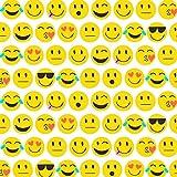 B124B Emojis, 30 inch Wide x 417 feet Half Ream