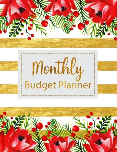 Monthly Budget Planner: Floral Vintage Stripes Weekly Expense Tracker Bill Organizer Notebook Business Money Personal Finance Journal Planning ... (Expense Tracker Budget Planner) (Volume - Expense Monthly Planner