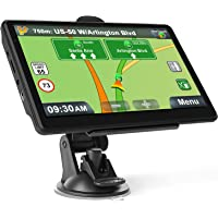 $69 » GPS Navigation for Car, Latest 2021 Map Touchscreen 7 Inch 8G 256M Navigation…