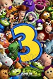 Toy Story 3 Original Movie Poster Advance Characters