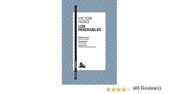 Los miserables (Narrativa nº 1) eBook: Victor Hugo, Nemesio ...