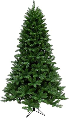 CHRISTMAS TIME. 7.5-Ft. Greenland Pine Clear Smart String Lighting Artificial Tree, Green