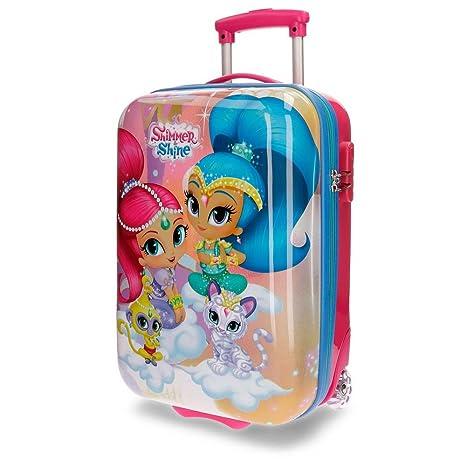 Shimmer and Shine 4140361 Pets Equipaje Infantil, 50 cm, 26 litros, Rosa