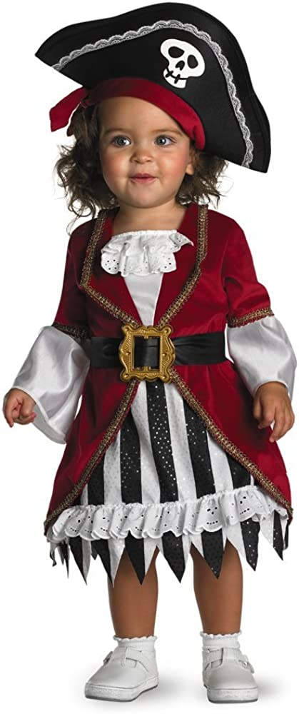 Disguise Infant Costume Pirate Princess