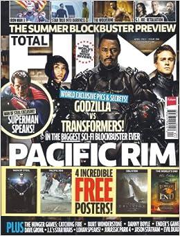 Total Film Magazine April 2013 Pacific Rim Various Amazoncom