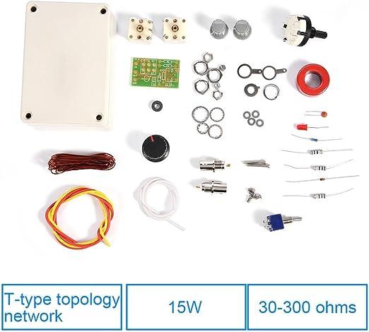 HF Transceiver Kit Manual de Sintonizador de Antena ...