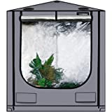 "VIVOSUN Triangle Grow Tent with Bigger View Window for Indoor Plant Growing 40.5""x57""x59"""