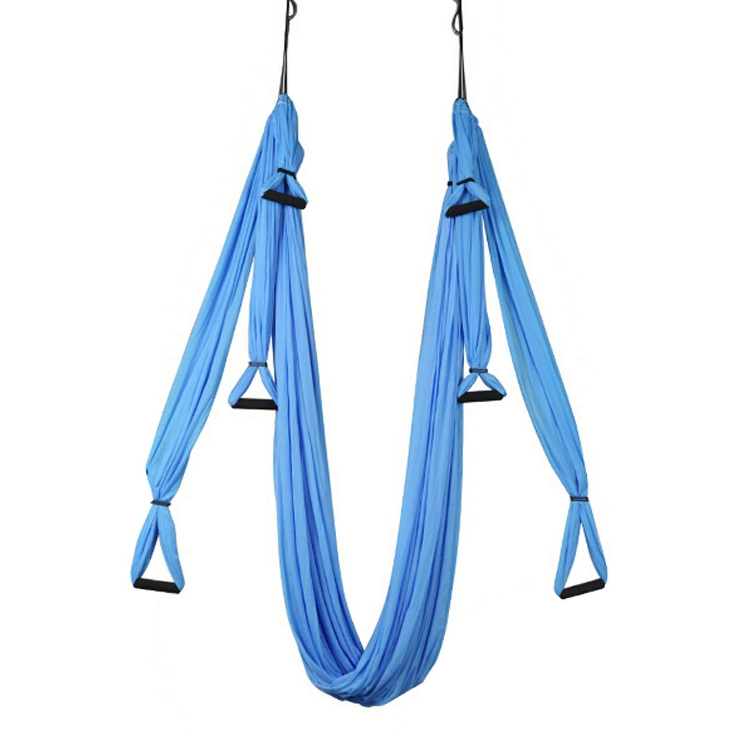 Tong shop Antenne Yoga Swing Ultra Strong Antigravity Yoga Trapeze antigravitation Air Flying Yoga Hängematte Sling Gürtel Elastic für Yoga Inversion Fitness