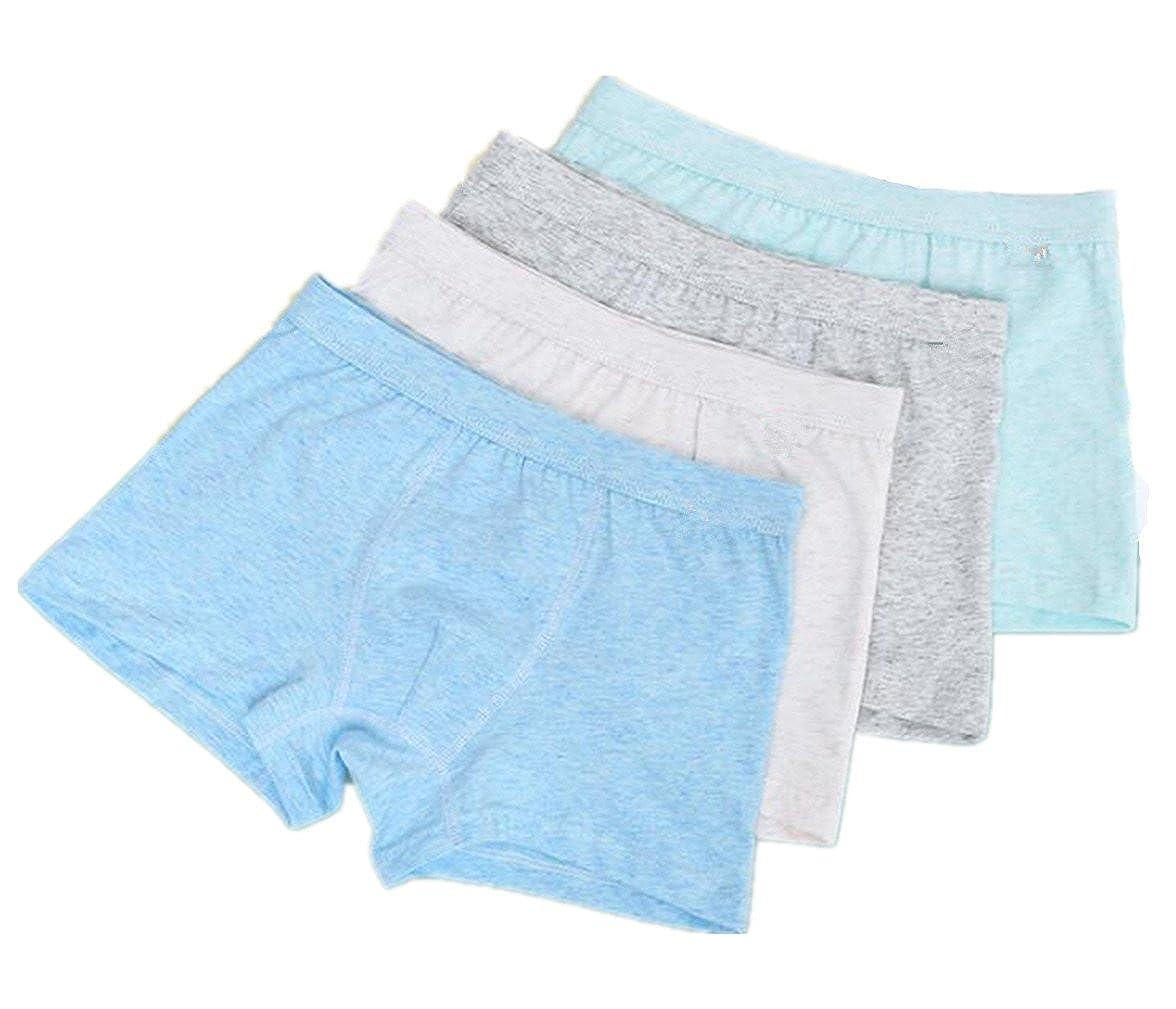 zw99 Store Little//Big Boys Underwear Briefs Kids Comfortable Cotton Panties 3-12 Years