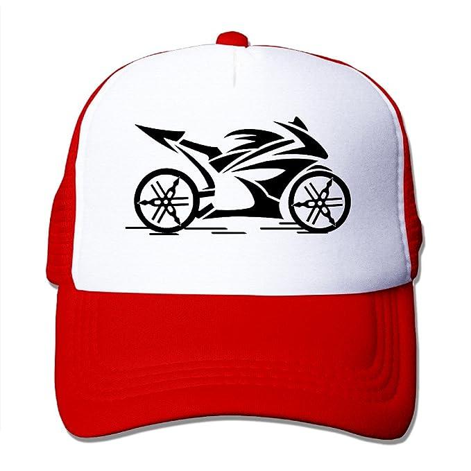 handson Custom Personalized snapback ymha motocicleta moto diseño gorras de béisbol sombrero negro: Amazon.es: Libros