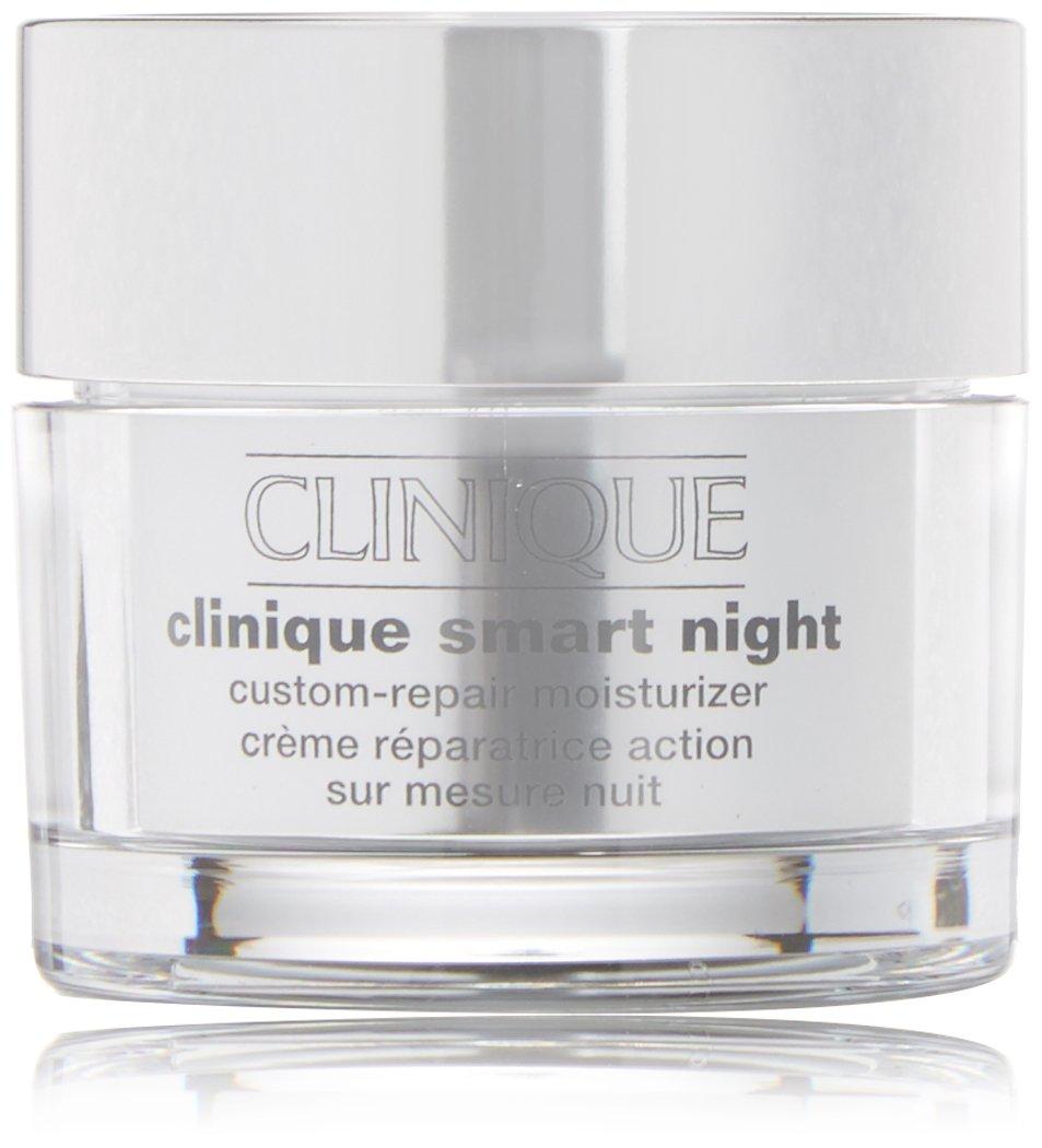 Clinique Smart Night Custom-repair Moisturizer, Very Dry To Dry, 1.7 Ounce