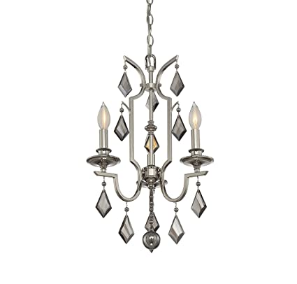info for 23fc9 09b5a Savoy House 1-874-3-109 Three Light Mini Chandelier