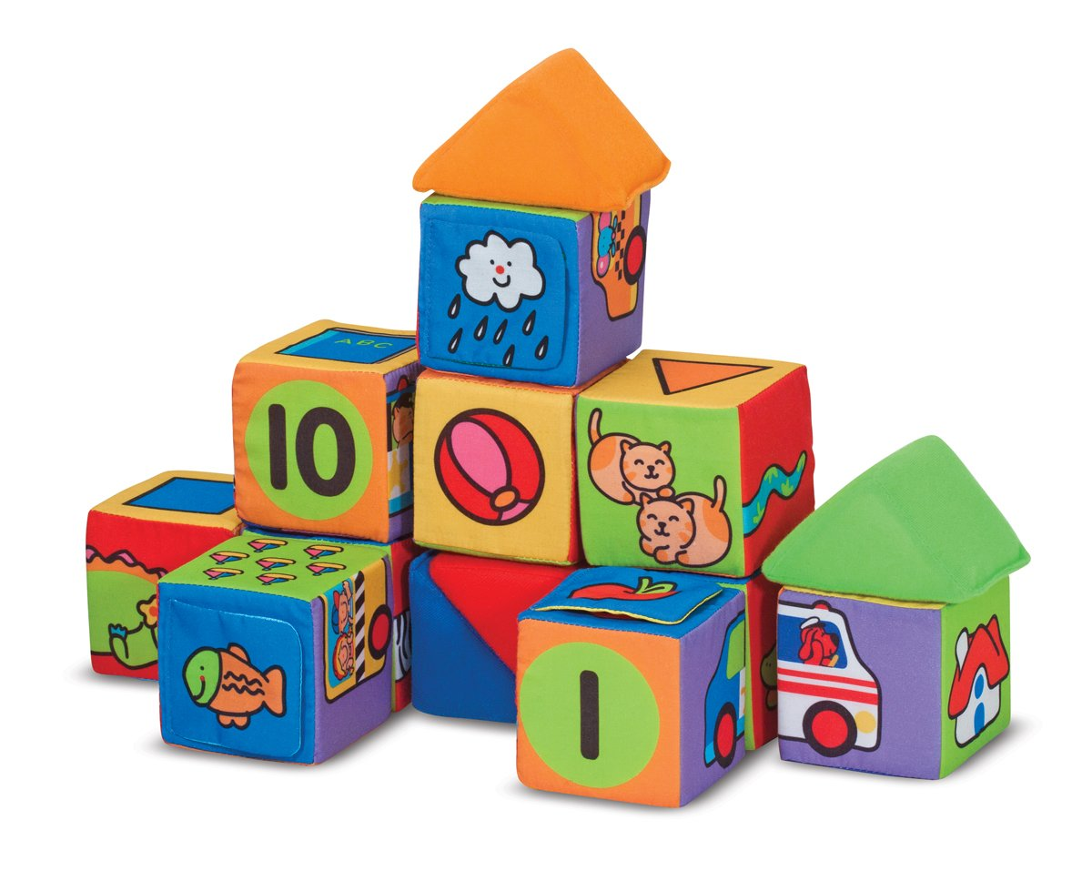 Kids Match and Build Blocks