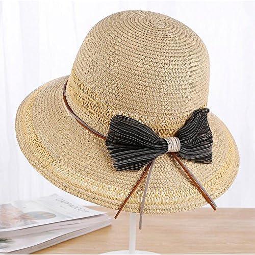 a2e257dd9899b Meaeo Moda Alta Calidad Gran Sombrero Para El Sol De Verano Mujer Cap  Protección Uv Rebosaban