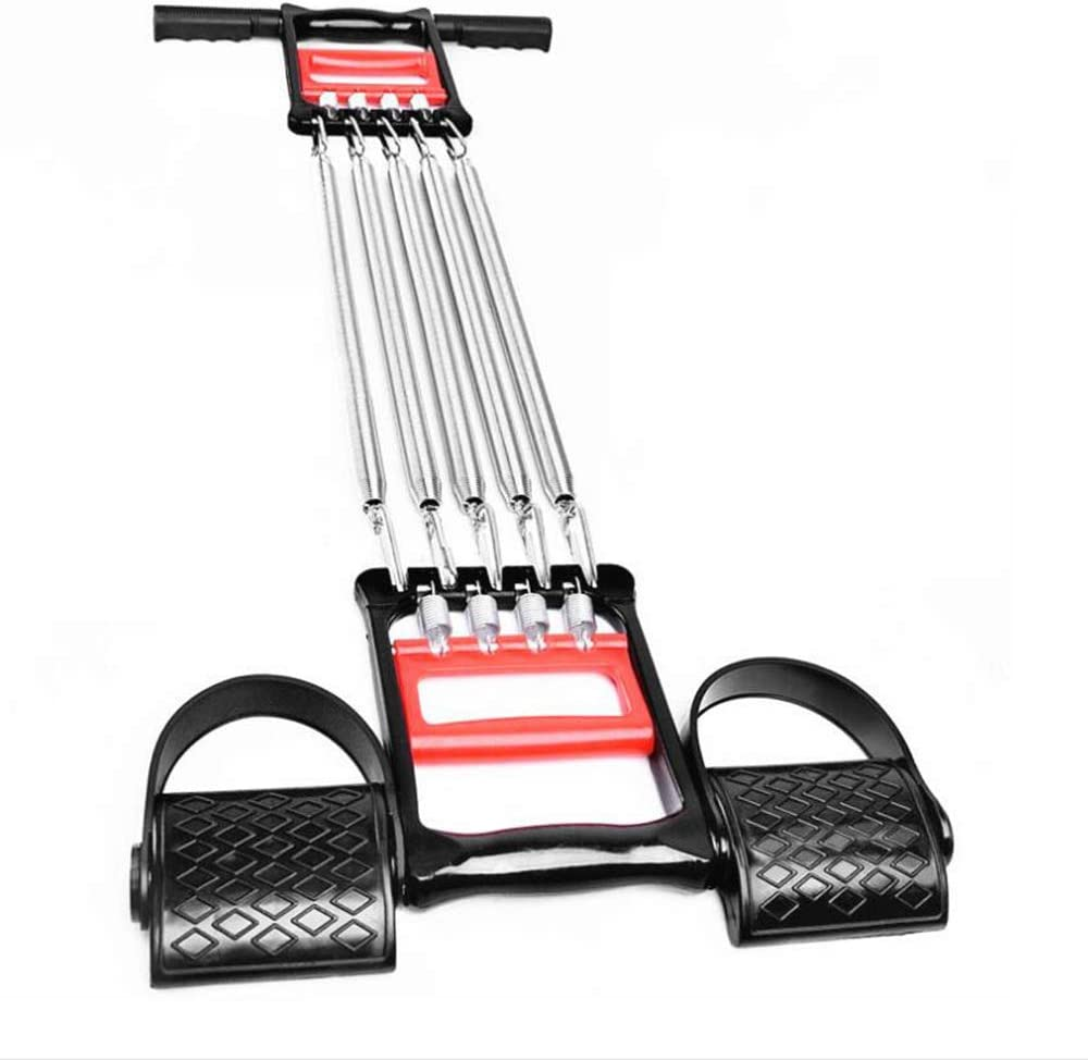 sit-ups Pull Rope QIXIN Multifunctional Dual-use Chest Expander arm Fitness Machine Chest Muscle Exercise Equipment arm Waist Fitness Stretching Training Bodybuilding Family Fitness