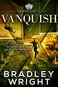 Vanquish by Bradley Wright ebook deal