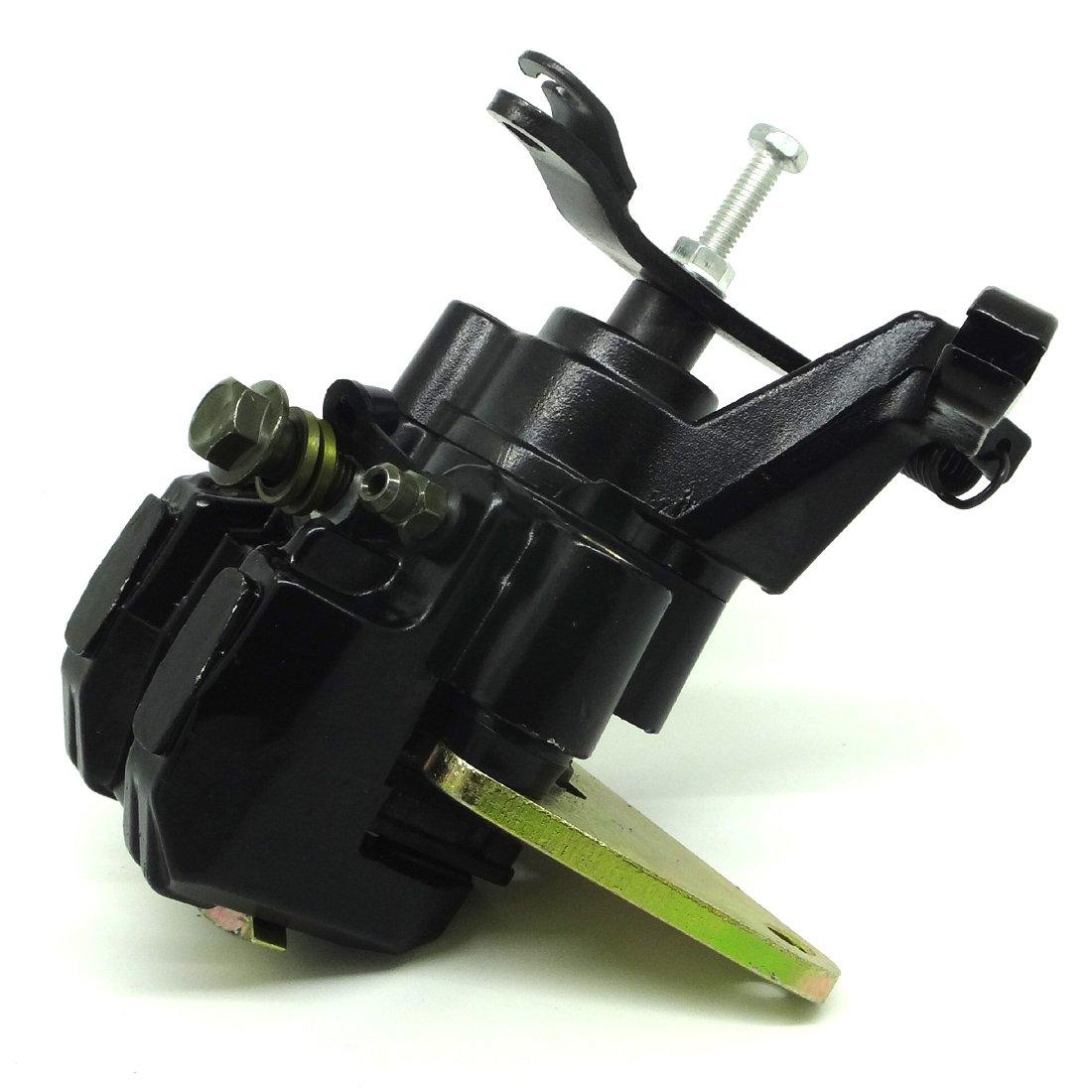 Conpus Rear Brake Caliper Assembly for Suzuki Quad Sport Z400 LTZ 400 with Pads 03-14 2006 Suzuki Quadsport Z400 Ltz400 2X4 A62 by Conpus (Image #4)
