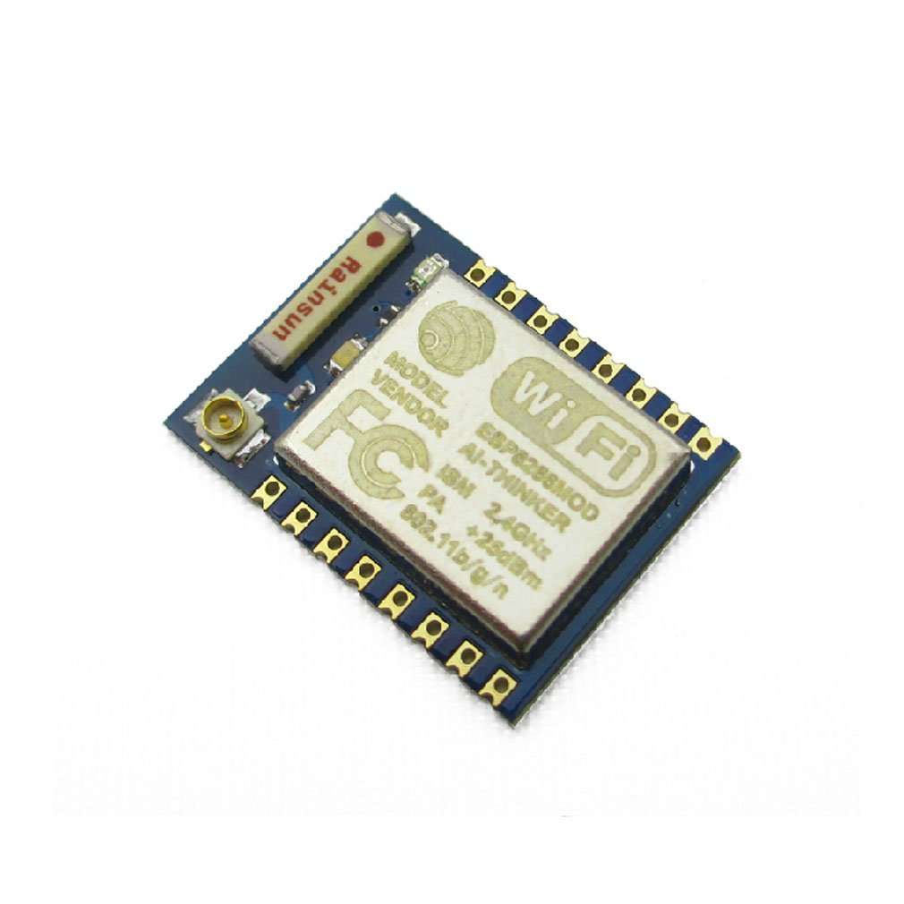 HiLetgo ESP8266 Serial WIFI Wireless Module ESP-07: Amazon