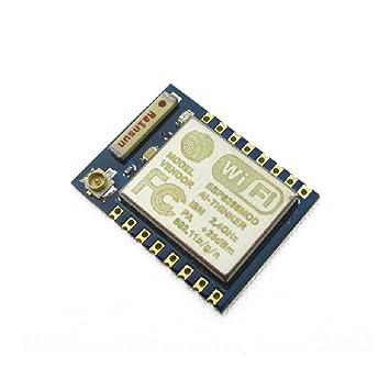 HiLetgo ESP8266 Serial WIFI Wireless Module ESP-07: Amazon co uk