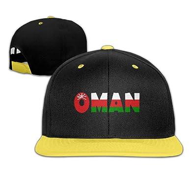 qzjkw niños Swag Omán algodón Hip Hop estilo gorra de béisbol azul ...