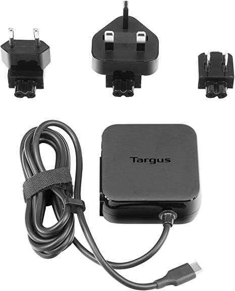 Targus USB C Car Charger, Black: Amazon