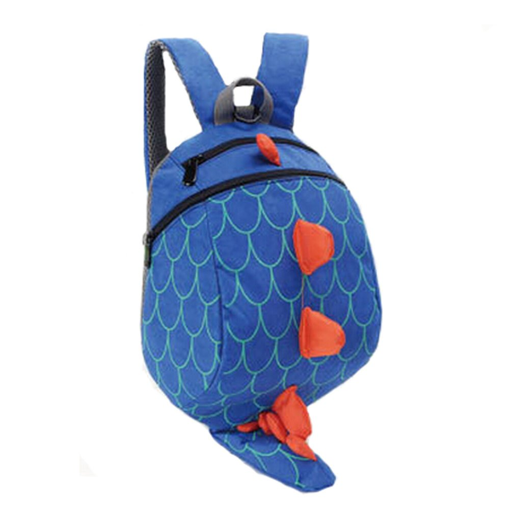 1-3years old children shoulder small bag and cute cartoon dinosaur backpack bag.