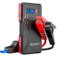 Deals on Suaoki P6 800A Peak Car Jump Starter