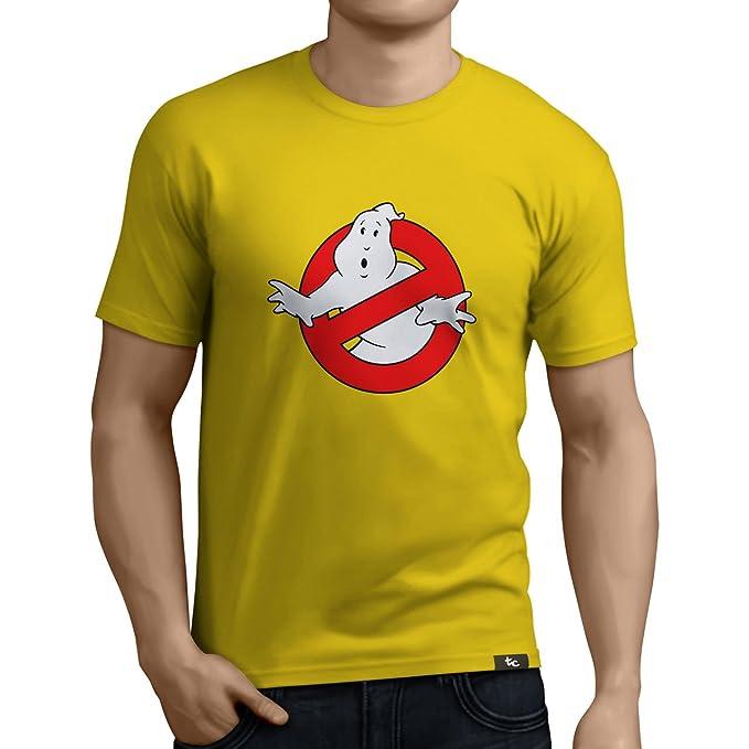 Tuning Camisetas Camiseta Divertida para Hombre - Modelo Cazafantasmas: Amazon.es: Ropa y accesorios