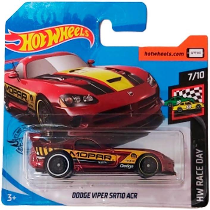 FM Cars Hot-Wheels Dodge Viper SRT10 ACR HW Race Day 7/10 2020