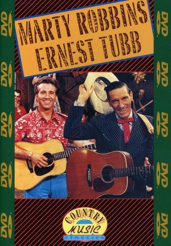 DVD : Marty Robbins - Country Music Classics (DVD)