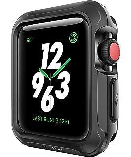 Amazon.com: Penom Black Case for Apple Watch Screen ...