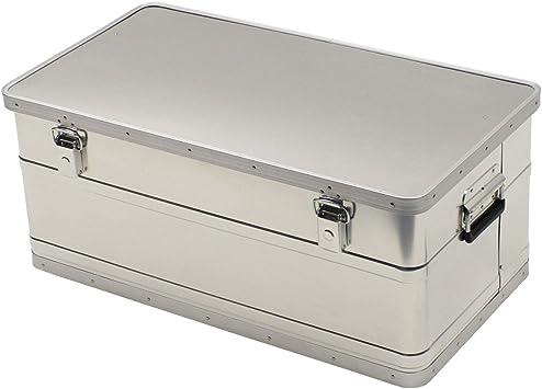 MFH Caja de Transporte Impermeable, Caja de Aluminio, Caja de Herramientas, Caja, alubox, Caja (Conjunto de 3): Amazon.es: Deportes y aire libre