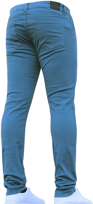 Nipper Boys Club Jeans de Taille Ajustable /à la Taille Ajustable Chino Style Stretch Slim Fit pour gar/çons