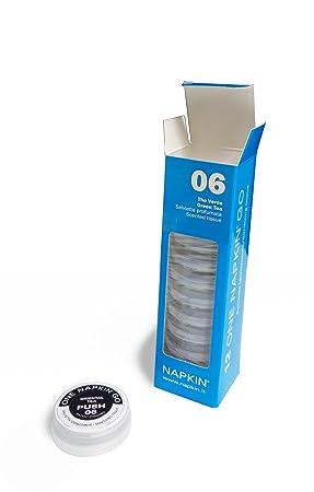 Napkin® Go Refrescante paños paños de limpieza Toallitas desinfectantes Toallitas Servilletas comprimidos individualmente empaquetado en diferentes ...