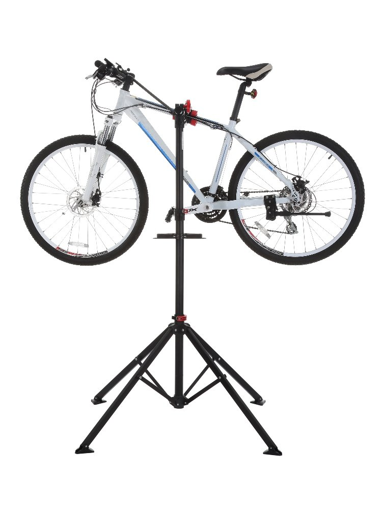 Confidence Pro Bike Adjustable 42-75'' Repair Stand w/Telescopic Arm Bicycle Rack