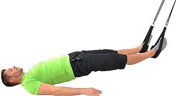 BodyCROSS Suspension Trainer con polea   Sistema de ...
