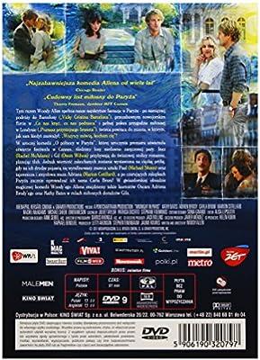 Midnight in Paris DVD IMPORT No hay versión española: Amazon.es: Owen Wilson, Rachel McAdams, Kurt Fuller, Mimi Kennedy, Michael Sheen, Nina Arianda, Carla Bruni, Maurice Sonnenberg, Thierry Hancisse, Guillaume Gouix, Woody Allen: