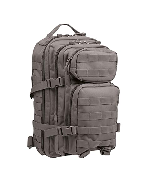 482b7b6b06396 Image Unavailable. Image not available for. Color  Mil-Tec US Assault Pack  Small Urban Grey 20L