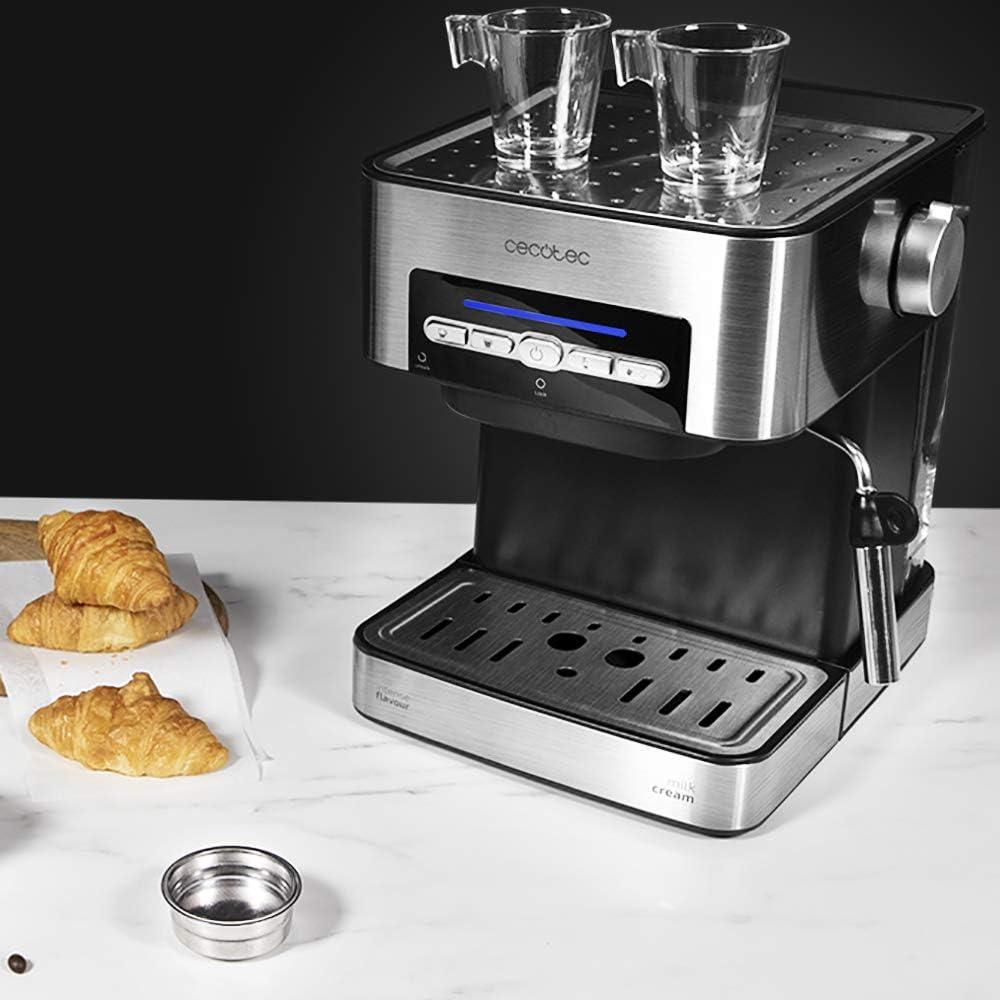Cecotec Cafetera Express Digital Power Espresso 20