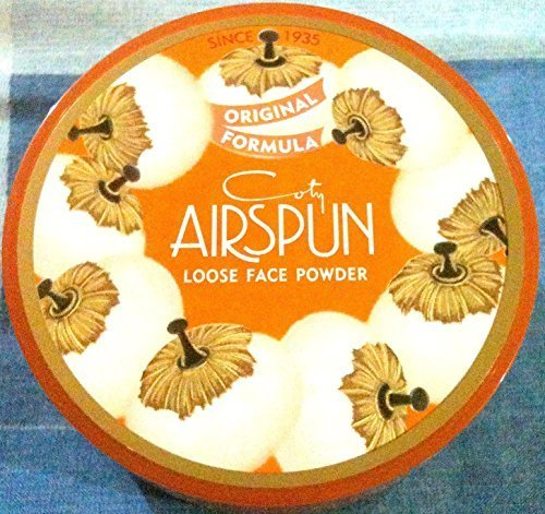 Coty Airspun Loose Face Powder Translucent Extra Coverage 070-41