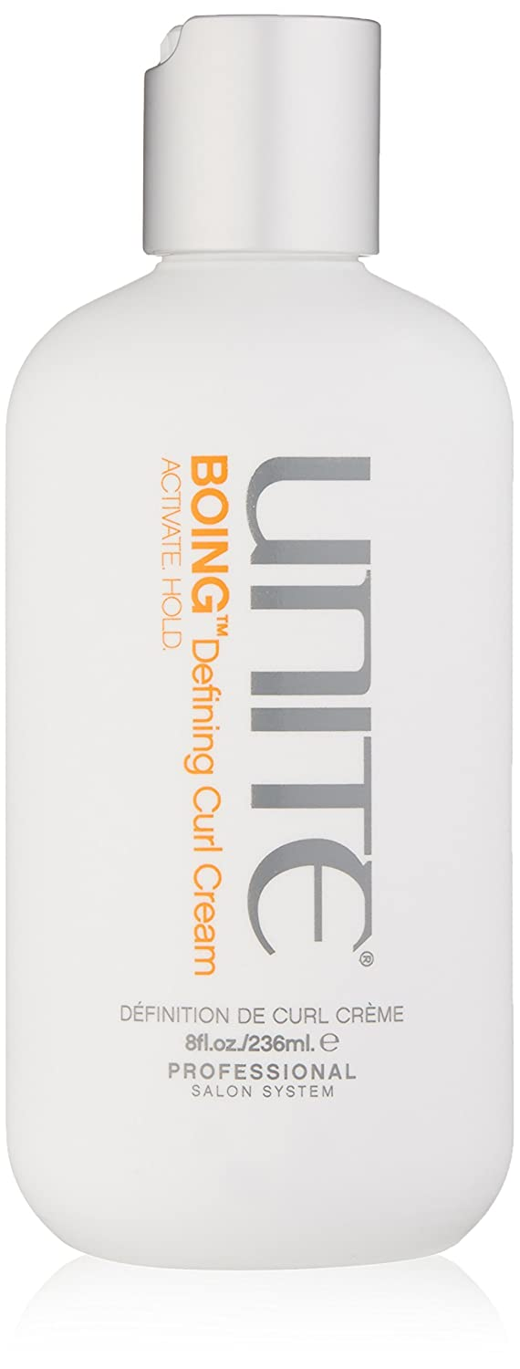 UNITE Hair Boing Defining Curl Cream, 8 Fl. oz.