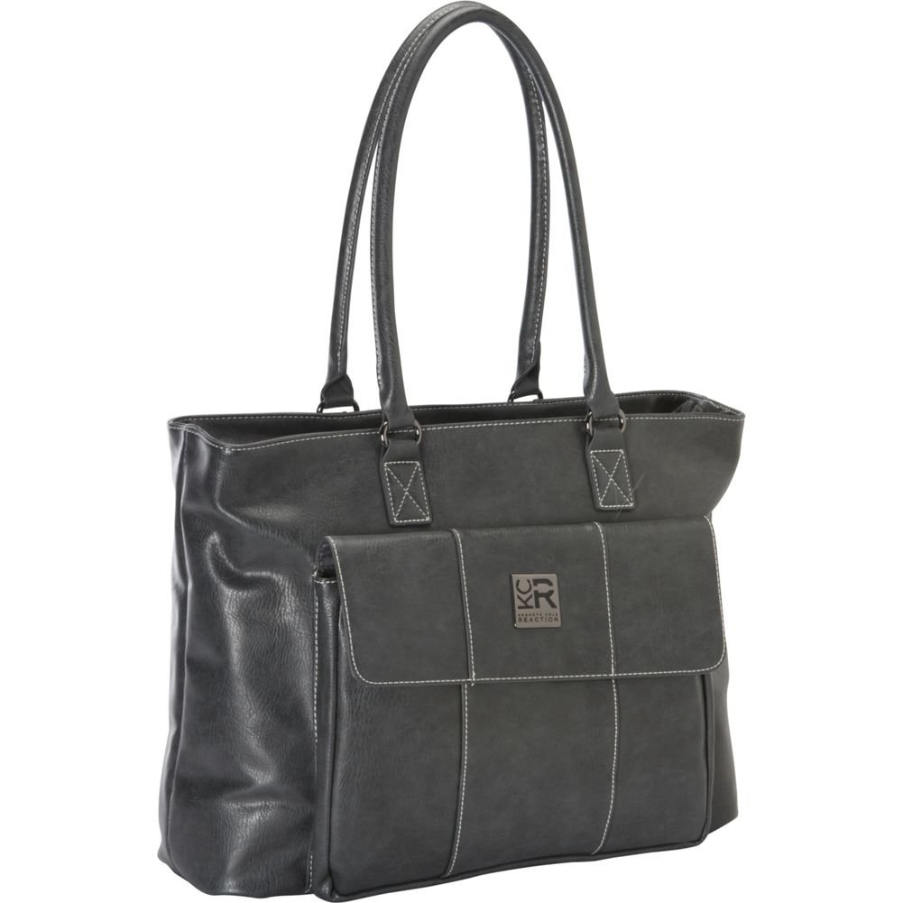Kenneth Cole Reaction Let's Compare Laptop Totes (Grey)