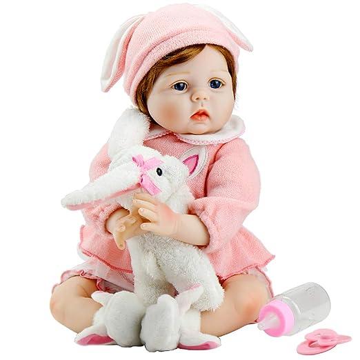 Amazon.com: Aori Muñeca de bebé renacido, muñeca de niña con ...
