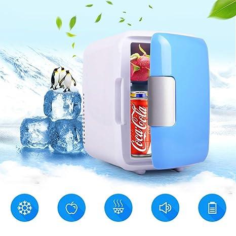 Weishazi Mini-Kühlschrank mit doppeltem Verwendungszweck ...
