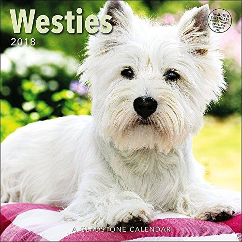 2018 Westies Calendar