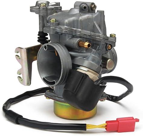 Motorrad Carb Vergaser Motorrad Cvk 30mm Cvk30 Moped Motor Atv Roller Gy6 150cc 200cc 250cc Keihin Auto