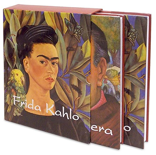 Frida Kahlo & Diego Rivera: Detras del espejo & Su arte y sus pasiones / Beneath the Mirror & His Art and His Passions (Spanish Edition) [Gerry Souter] (Tapa Dura)